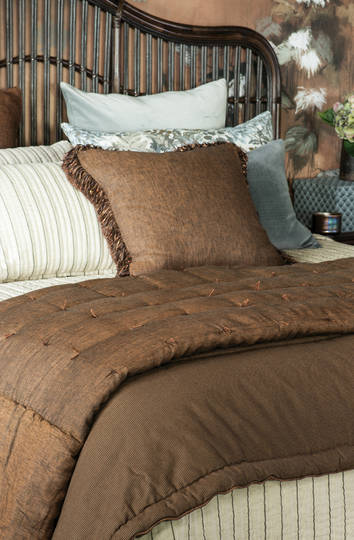 Bianca Lorenne - Luchesi Copper Comforter / Eurocases Sold Separately