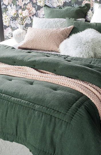 Bianca Lorenne Marcello Pine Comforter/Eurocase sold separately