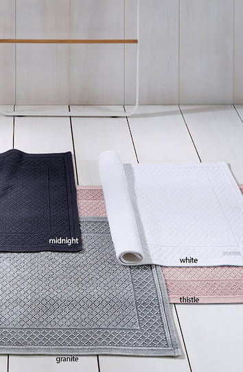 Sheridan - Newbery Bath Mat - Granite