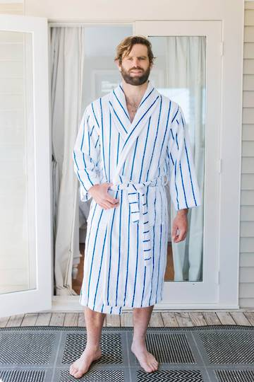 Baksana - Mens Newport Robe