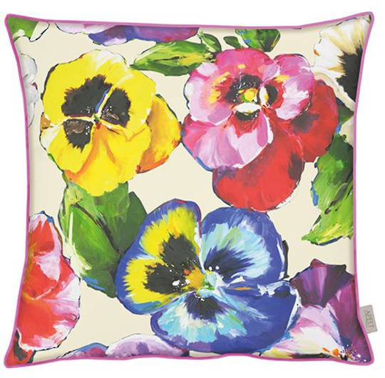 Importico - Apelt - Pansies Cushion