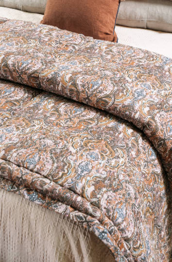 Bianca Lorenne - Riad Sunset Comforter / Pillowcases / Eurocases and Cushion Sold Separately