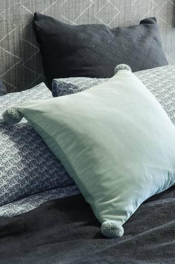 Bianca Lorenne - Temari Duck Egg Cushion