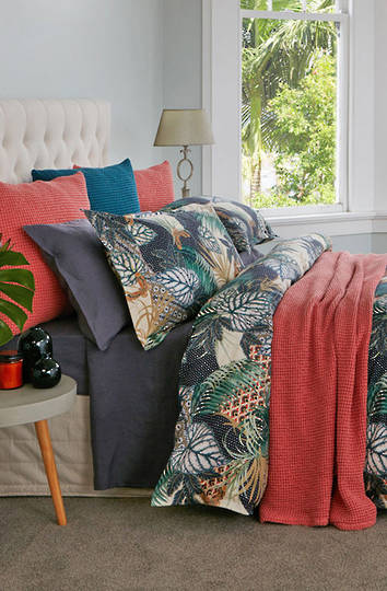 Baksana - Tropicana Duvet Cover Set