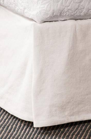Bianca Lorenne - White Linen Valances
