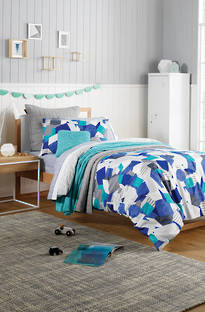 Sheridan Altair Electric Blue Duvet Cover Set