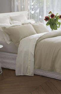 Baksana - Basketweave Duvet Cover Set