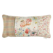 Voyage Maison Edenmuir Cinnamon Patchwork Cushion
