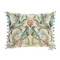 Voyage Maison Colyford Pomegranate Linen Cushion