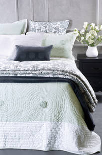 Bianca Lorenne Chantilly Bedspread / Pillowcases Sold Separately