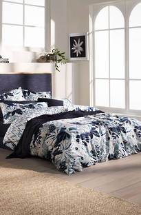 Sheridan Conan Blue Graphite Duvet Cover Set
