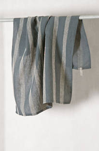 Bianca Lorenne Denim Stripe Tea Towel