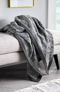 Sheridan - Doveton Carbon Throw