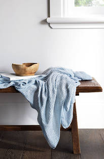 Sheridan - Earley Chambray Throw & Cushions