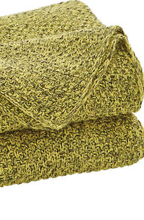 Sheridan - Earley Golden Olive Throw