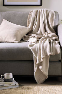 Sheridan Ellyson Cafe Throw & Cushions