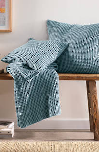 Sheridan Haden Blue Gum Throw & Cushions