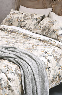 Bianca Lorenne - Hanami Natural Duvet Cover Set & Pillowslips sold separately