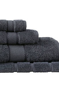 Sheridan Luxury Egyptian Cotton Towel & Face Washer - Graphite