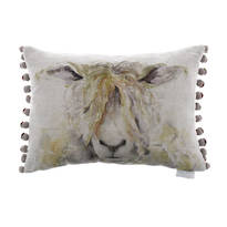 Voyage Maison Mr Woolly Linen Cushion