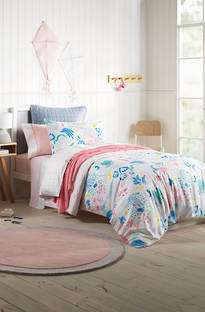 Sheridan Malou Powder Blue Duvet Cover Set