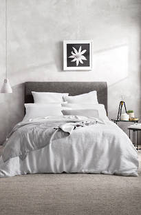 Sheridan Miltons White Duvet Cover Set