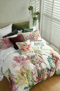 MM Linen - Botanica Duvet Cover Set