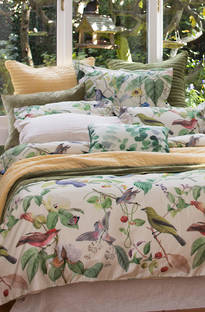 MM Linen Aviary Duvet Cover Set