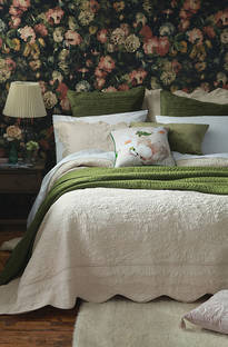 MM Linen Ara Shell Bedspread Set