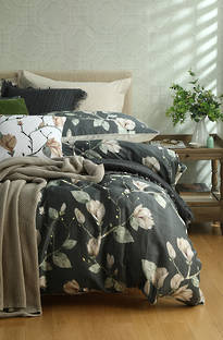 MM Linen - Magnolia Duvet Cover Set