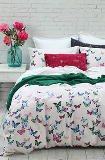 MM Linen - Flutter Duvet Cover Set