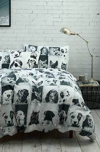 MM Linen - Canine Duvet Cover Set / Cushion sold separately