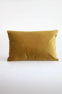 MM Linen - Aurum Gold Long Cushion