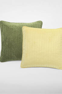 MM Linen - Etienne Quilted Cushions