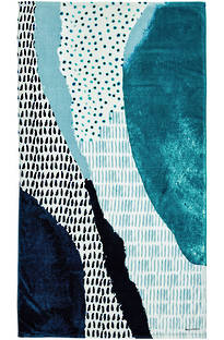 Sheridan - Parson Washed Indigo Beach Towel