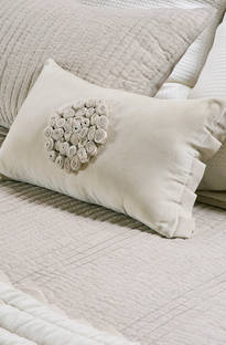 Bianca Lorenne - Petipa Bone Cushion and Euro