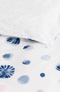 Sheridan Rhea Chambray Junior Duvet Cover Set