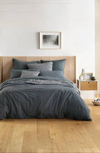 Sheridan Reilly Carbon Duvet Cover Set