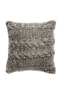 Sheridan Sanders Smoke Throw & Cushions