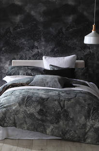 MM Linen Storm Duvet Cover Set