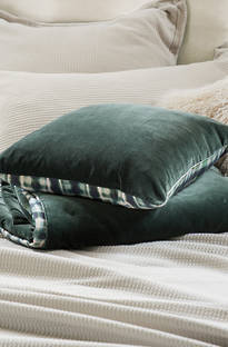 Bianca Lorenne Takumi Comforter and Cushion