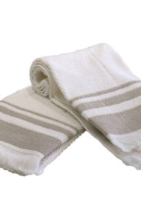 Baksana Terry Hand Towel Set