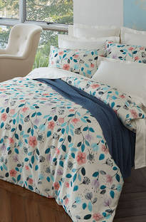 Baksana Wildflower Duvet Cover Set