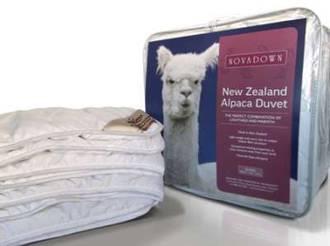 buy novadown alpaca duvet inner 400gsm duvet inners online. Black Bedroom Furniture Sets. Home Design Ideas